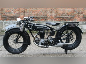 Rudge Special 1927 500cc OHV 4 Valve For Sale (picture 4 of 6)