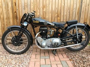 1937 Rudge Special SOLD (picture 1 of 6)