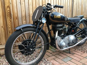 1937 Rudge Special SOLD (picture 2 of 6)