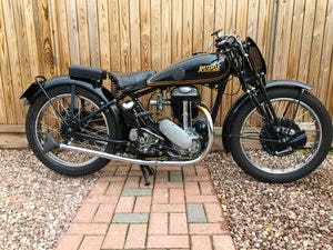 1937 Rudge Special SOLD (picture 3 of 6)