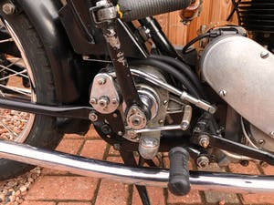 1937 Rudge Special SOLD (picture 5 of 6)