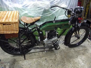Rudge multi 500cc 1922 VETERAN VINTAGE CLASSIC MOTORCYCLE For Sale (picture 6 of 9)