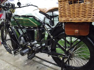 Rudge multi 500cc 1922 VETERAN VINTAGE CLASSIC MOTORCYCLE For Sale (picture 7 of 9)