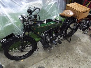 Rudge multi 500cc 1922 VETERAN VINTAGE CLASSIC MOTORCYCLE For Sale (picture 9 of 9)