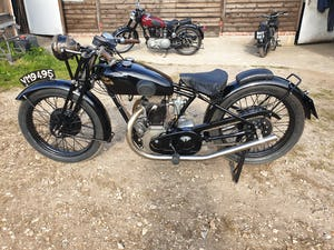 1929 Rudge whitworth 500 special For Sale (picture 4 of 8)