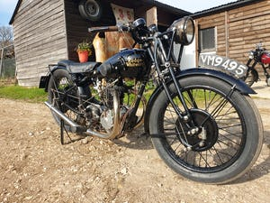 1929 Rudge whitworth 500 special For Sale (picture 8 of 8)