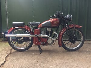 1938 Rudge 250 sports For Sale (picture 1 of 11)