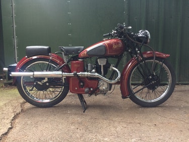 Picture of 1938 Rudge 250 sports For Sale