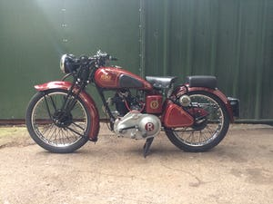 1938 Rudge 250 sports For Sale (picture 2 of 11)