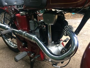 1938 Rudge 250 sports For Sale (picture 8 of 11)