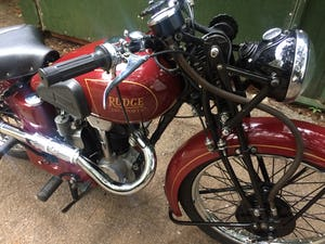 1938 Rudge 250 sports For Sale (picture 10 of 11)