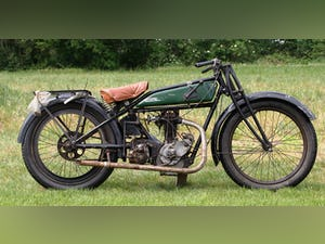 1924 Rudge 350cc Four Four 4 valves 4 speed For Sale (picture 1 of 7)