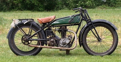 Picture of 1924 Rudge 350cc Four Four 4 valves 4 speed For Sale