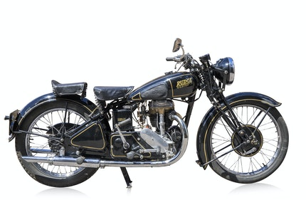 Picture of 1937 Rudge ulster For Sale by Auction