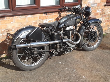 Picture of 1939 Rudge 500  sports special  For Sale