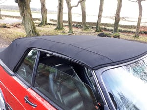 1990 Saab900i se16v convertible 1991 Imaculate full mot For Sale (picture 6 of 6)