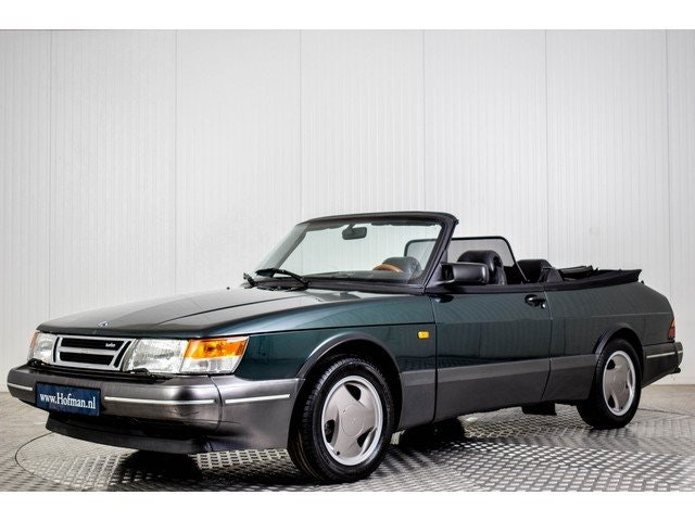 1993 Saab 900 Classic Convertible Turbo For Sale (picture 1 of 6)