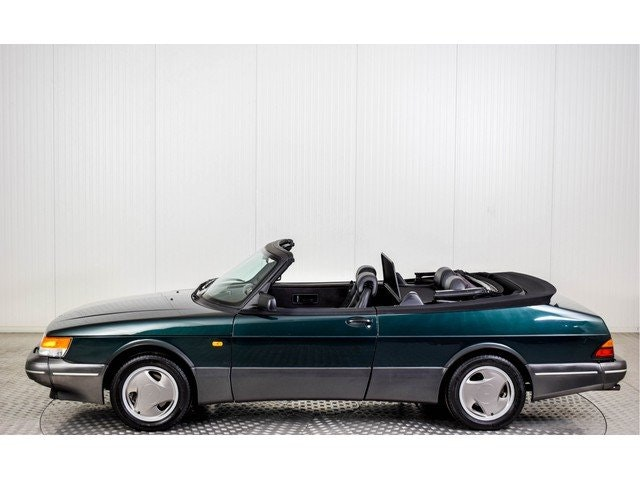 1993 Saab 900 Classic Convertible Turbo For Sale (picture 5 of 6)