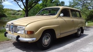 Picture of 1972 SAAB 95 V4 STATION WAGON ~ USE & IMPROVE ~ DRIVES WELL SOLD