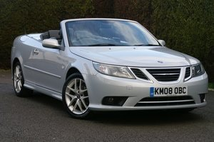 Picture of 2008 Saab 9-3 2.0t Vector Convertible Auto - 28,000 miles SOLD
