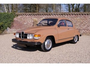Picture of 1977 Saab 96 GL V4 in a superb original condition, 80% first pain For Sale