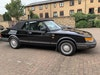 Classic Saab 900i convertible in superb condition