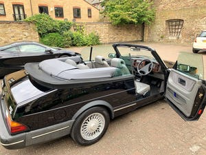 1992 Classic Saab 900i convertible in superb condition For Sale (picture 4 of 6)