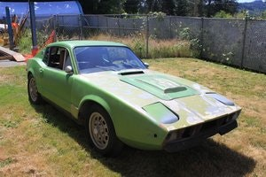 Picture of 1971 Saab Sonnett For Sale