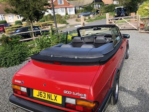1992 Saab 900 classic t16s  full pressure turbo For Sale (picture 1 of 5)