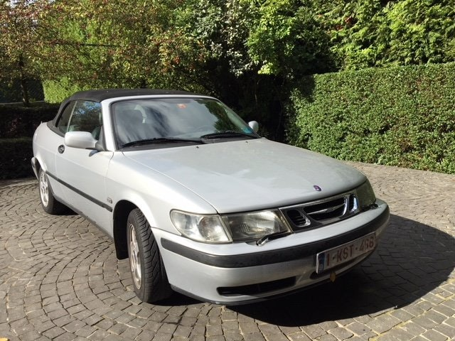 2002 Saab 9.3 cabriolet For Sale (picture 2 of 6)