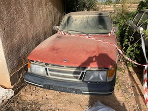 1987 SAAB 900 TURBO CABRIOLET For Sale (picture 3 of 3)