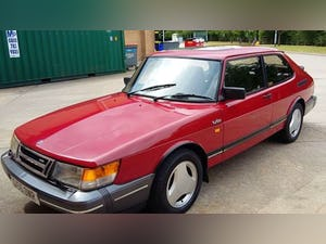 1989 Saab 900 Turbo For Sale (picture 1 of 6)