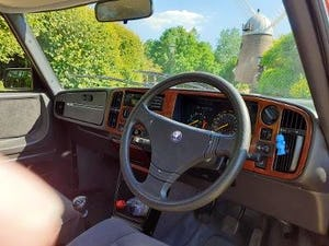 1989 Saab 900 Turbo For Sale (picture 4 of 6)