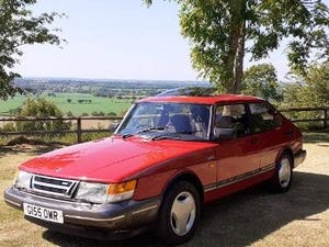 1989 Saab 900 Turbo For Sale (picture 5 of 6)