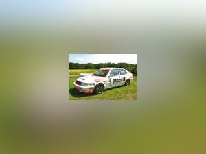1994 Ex Abbott Racing Saloon Championship Car. SOLD (picture 1 of 5)