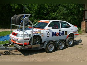 1994 Ex Abbott Racing Saloon Championship Car. SOLD (picture 2 of 5)