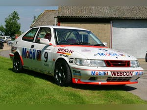 1994 Ex Abbott Racing Saloon Championship Car. SOLD (picture 5 of 5)