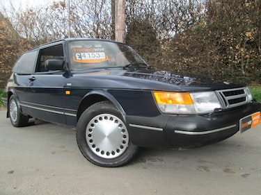Picture of 1989 One owner saab 900i all the history For Sale