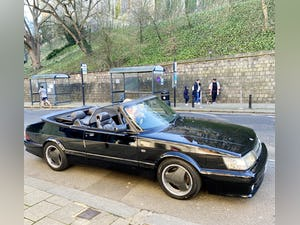 1990 Stunning Saab 900 T16 FPT Convertible For Sale (picture 5 of 12)