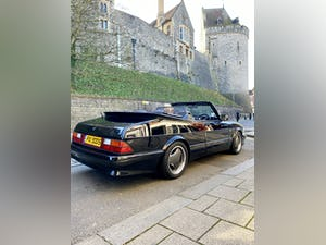 1990 Stunning Saab 900 T16 FPT Convertible For Sale (picture 6 of 12)