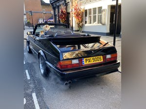 1990 Stunning Saab 900 T16 FPT Convertible For Sale (picture 7 of 12)