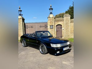 1990 Stunning Saab 900 T16 FPT Convertible For Sale (picture 11 of 12)