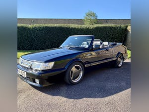 1990 Stunning Saab 900 T16 FPT Convertible For Sale (picture 12 of 12)