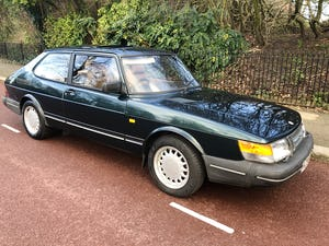 1992 A much cherished Classic Saab 900. SOLD (picture 4 of 10)