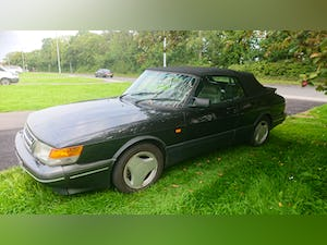 1993 Saab 900S CLASSIC CONVERTIBLE SOLD (picture 4 of 7)