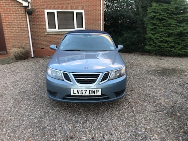 Picture of 2007 Super low mileage Saab 9-3 convertible For Sale