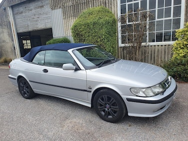 Picture of 2002 Saab 93 2.0 SE 5 speed Manual Turbo Convertible For Sale