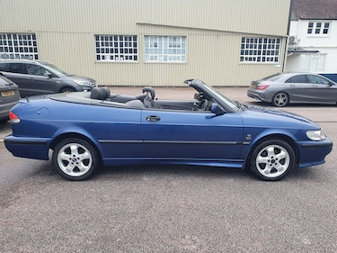Picture of 2000 Saab 9-3 SE turbo Convertible For Sale