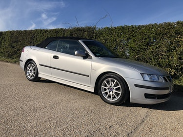Picture of 2007 Saab 9-3 Convertible 1.9 TiD (150) 43000 miles from new! For Sale