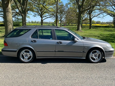 Picture of 2000 (X) Saab 9-5 2.3 HOT Aero Estate 250hp For Sale